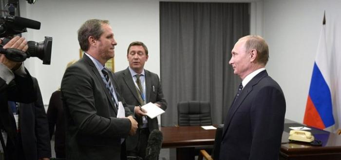 Интервью Владимира Путина МИА «Россия сегодня» и информагентству IANS