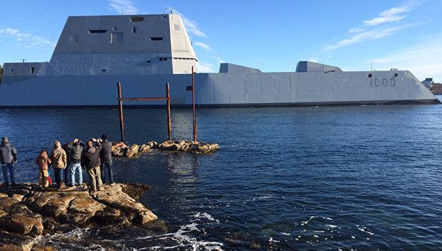 США готовят против России водоплавающий утюг с деревянной надстройкой
