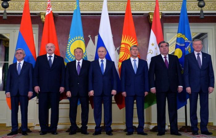 Владимир Путин примет участие в заседании Совета коллективной безопасности ОДКБ в Ереване