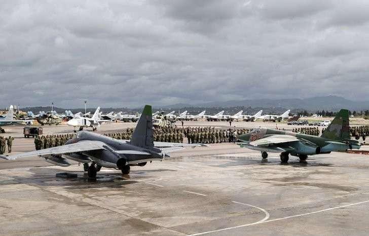 Владимир Путин подписал закон о ратификации Соглашения о российской авиагруппе в Сирии