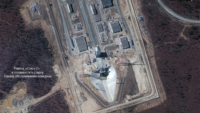 Новые хищения на космодроме Восточный: украдено ещё полмиллиарда рублей