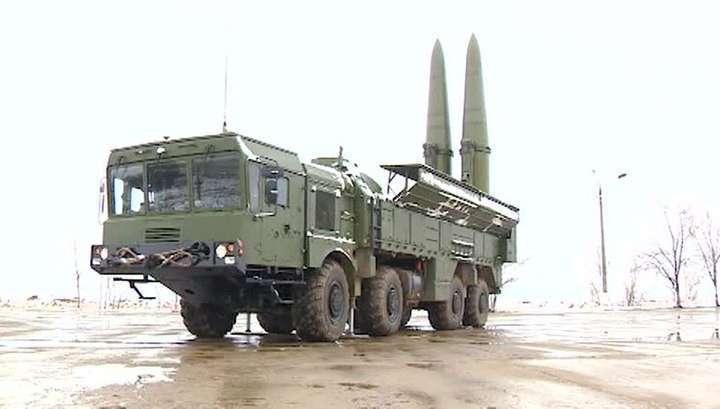 Россия вежливо отвечает НАТО: размещаем «Искандеры», где хотим