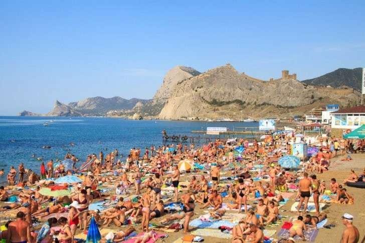 «Опустевший Крым» принял в этом году уже более 5 миллионов туристов