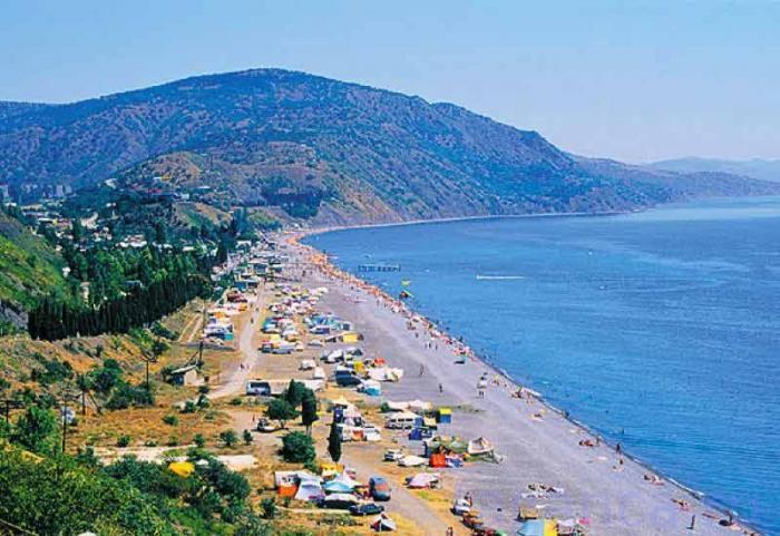 В Крыму по-прежнему море, солнце, рыба и никакой политики