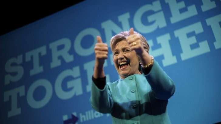 Хиллари Клинтон развлекла публику статьёй об американской исключительности