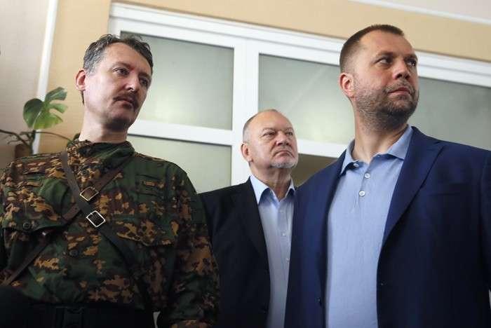 Донбасс сосредотачивается. Антюфеев придет – порядок наведет?