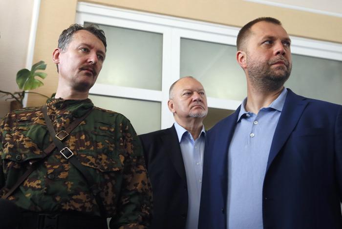 Донбасс сосредотачивается: Антюфеев придёт – порядок наведёт?