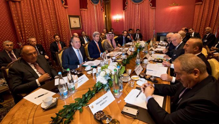 Переговоры в Лозанне: конкретных договорённостей по Сирии достичь не удалось