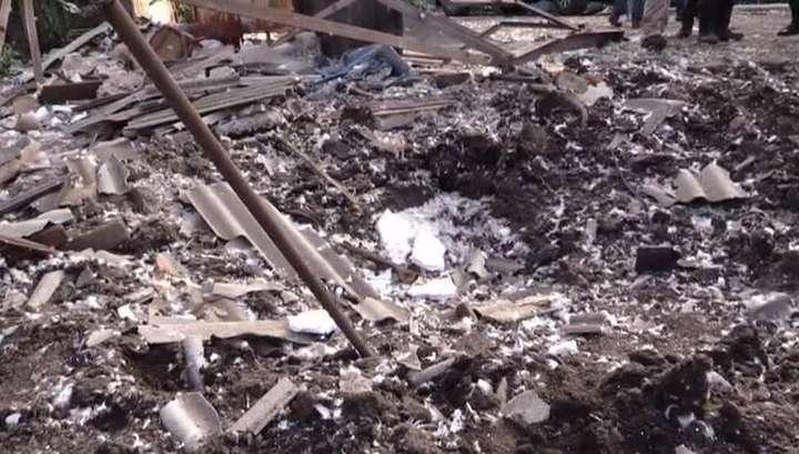 Укро-каратели за сутки обстреляли территорию ДНР 608 раз