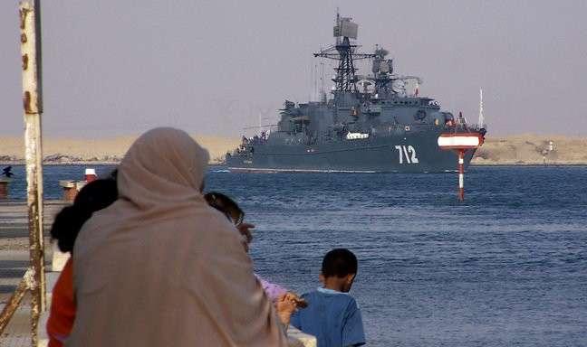 Нефтяной передел и возвращение России в Египет
