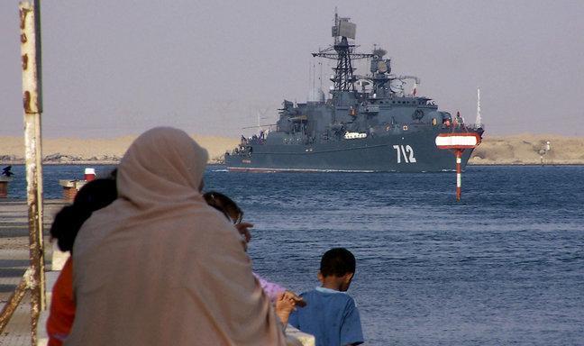 Новый нефтяной передел Мира и возвращение России в Египет