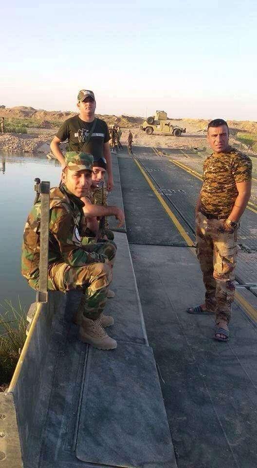 Битва за Мосул: Ирак сражается с англо-американскими наёмниками