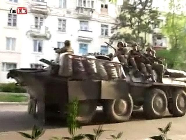 «Освободители» Донбасса уничтожают несогласных