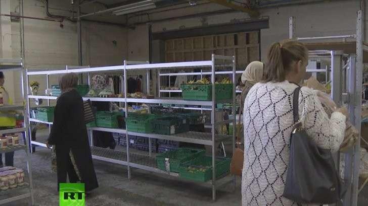 Магазин выброшенных продуктов: как в Англии помогают малоимущим