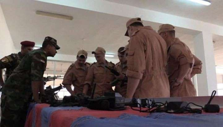 Российско-египетские манёвры: «Калашников» и «Взломщик» – «Защитники дружбы»