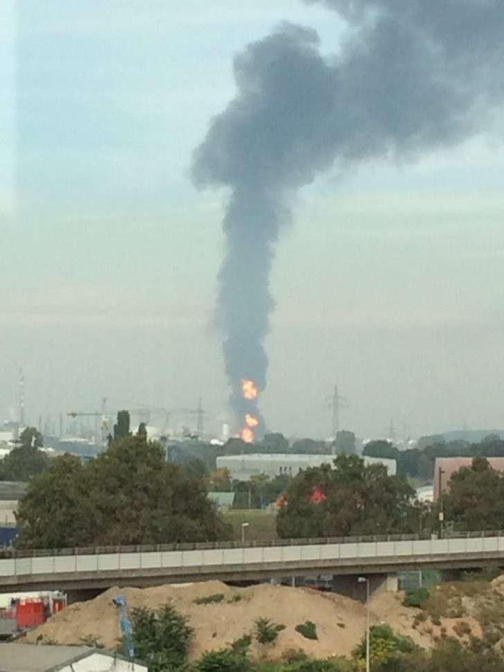 Дядька Сэм давит на Германию: взрыв на заводе BASF с погибшими и пропавшими без вести