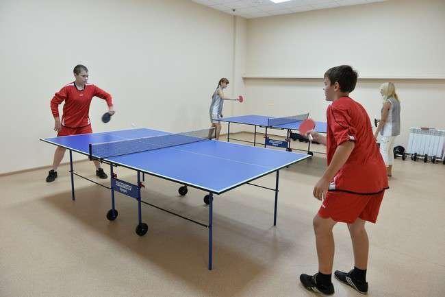 В Воронежской области открыли новый физкультурно-оздоровительный комплекс