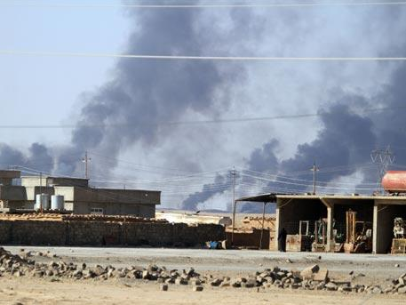 Американские наёмники из ИГИЛ минируют жилые кварталы Мосула
