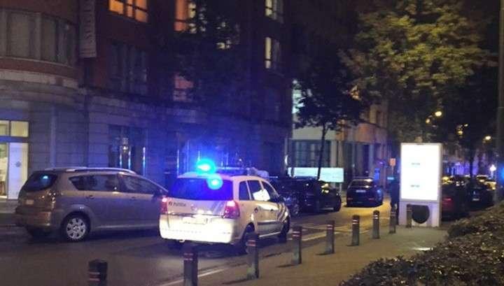 Захват заложников в Брюсселе: преступник уже схвачен