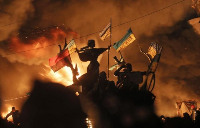 Архивы не врут: к подготовке Майдана на Украине в США готовились много лет загодя