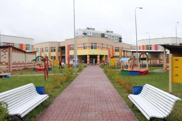 13. В Нижнем Новгороде открыли самый большой в городе детский сад Сделано у нас, политика, факты