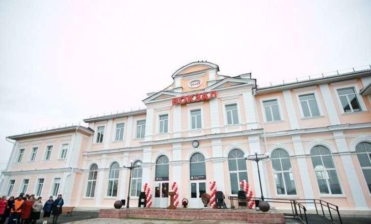 4. Два железнодорожных вокзала открыли после реконструкции в Оренбургской области Сделано у нас, политика, факты