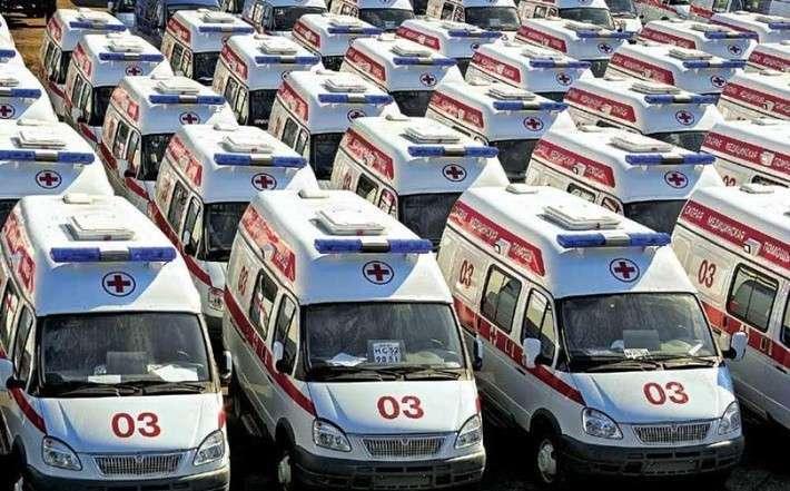 5. Учреждениям здравоохранения Свердловской области передали 37 автомобилей скорой помощи Сделано у нас, политика, факты