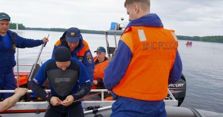Отряд спасателей, работавших на Сямозере, ликвидировали в полном составе