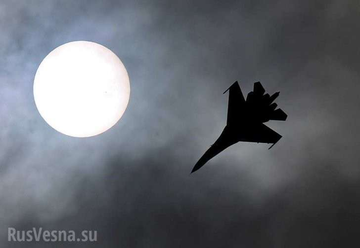 ВКС России громят американских наёмников в Хаме, Дейр эз-Зоре и под Пальмирой