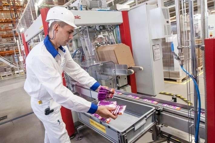 18. В Новосибирске запустили линию по производству кормов для домашних животных Сделано у нас, политика, россия, факты