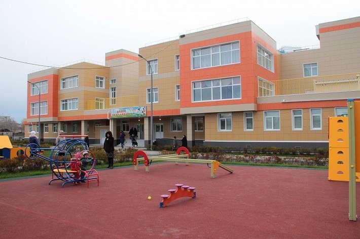 2. В Хабаровском крае открыли детский сад Сделано у нас, политика, россия, факты