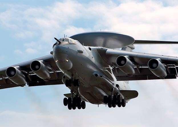 Самолёт А-100ЛЛ, оборудованный Объединённой приборостроительной корпорацией, готов к испытаниям