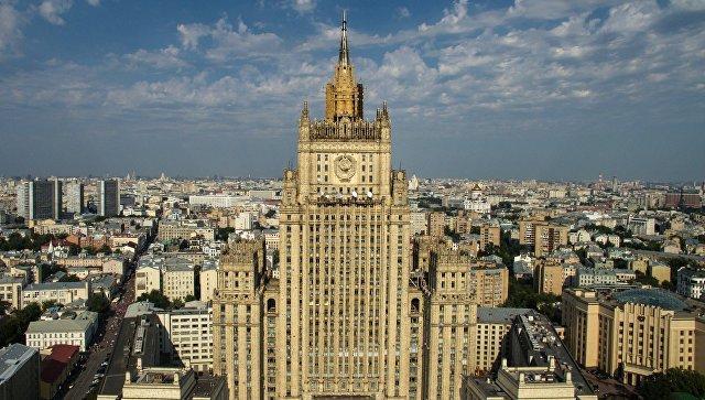 МИД России представил доказательства причастности Бельгии к удару в Хассаджеке