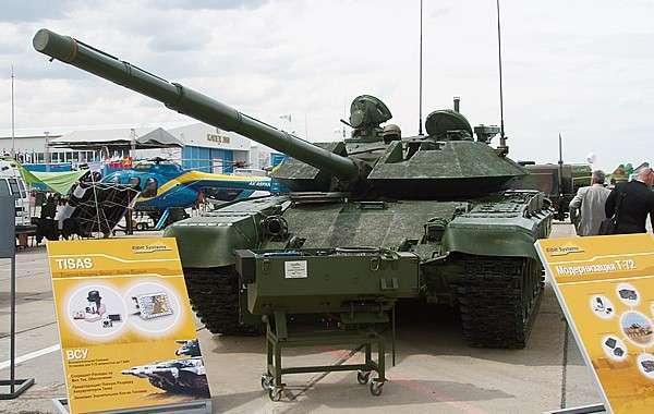Белоруссия готова вместе с Россией модернизировать Т-72