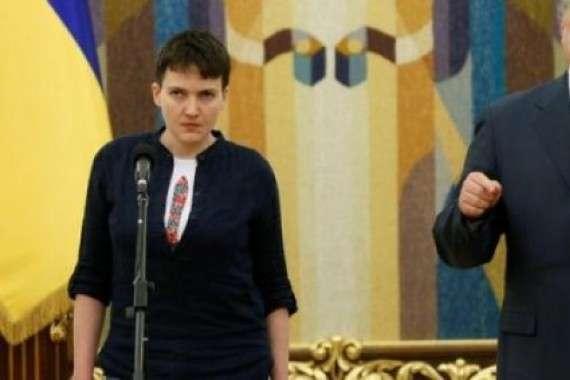 Глупая курица Савченко считает, что старый вор лучше новых двух