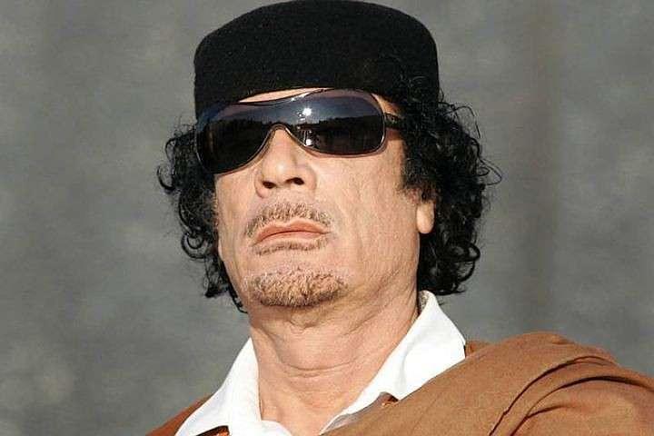 Призрак полковника Муаммара Каддафи бродит по Вашингтону