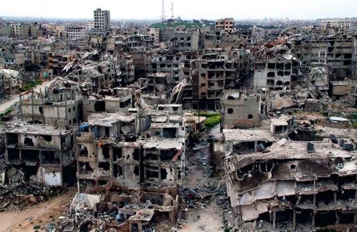 Алеппо не хочет кончаться. Самая тупая война, которую только можно представить