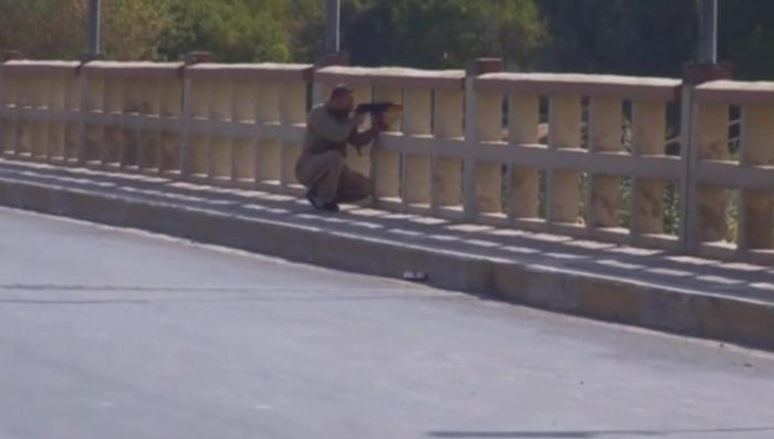 Атака на Киркук: убиты 46 человек, американские наёмники засели в школе