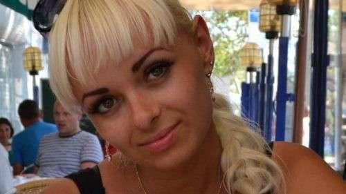 Блондинка из Киева: это мы зомбированы, а им в России хорошо