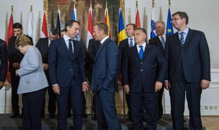 Сигнал торможения в Евросоюзе