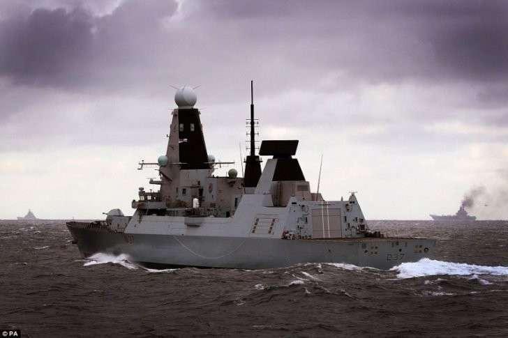 Крейсер «Адмирал Кузнецов» или немного слов о чёрном дыме