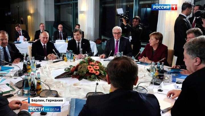 Сам пошутил - сам посмеялся: как Петруха Порошенко к Меркель съездил