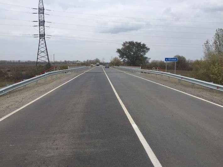 В Красноярском крае отремонтировано четыре моста и путепровода