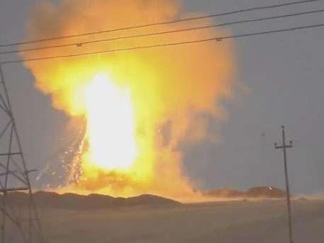 Террористы подорвали американский танк Abrams в Ираке