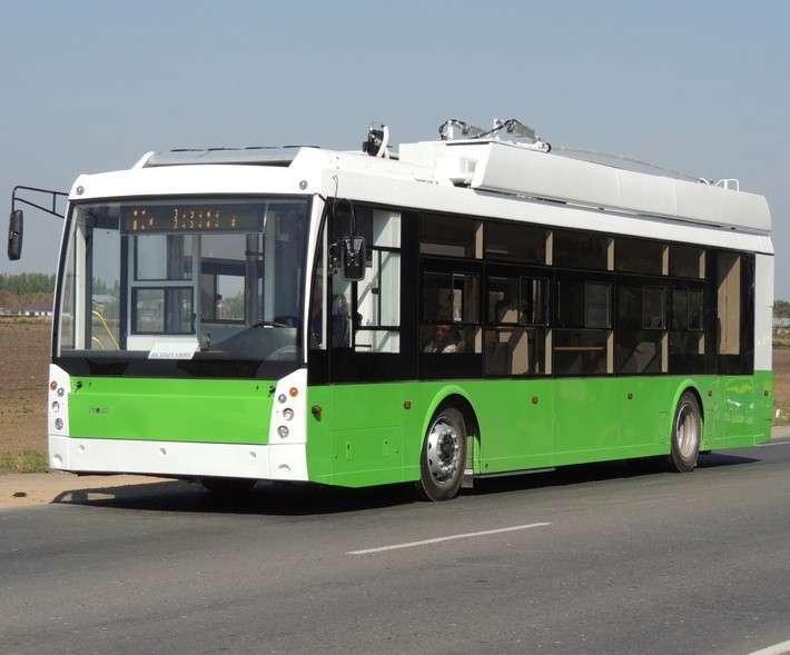 Аргентина приобрела 12 троллейбусов на аккумуляторах, выпущенных в Новосибирске