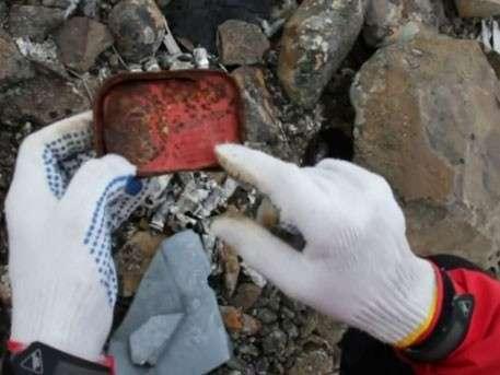 В Арктике россияне обнаружили заброшенную секретную базу нацистов