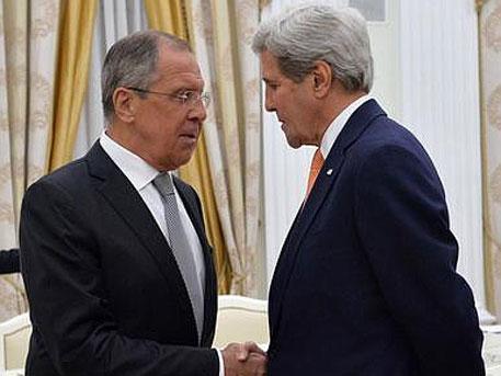 Лавров заявил Керри об обстреле бандитами жителей Алеппо во время гумпаузы