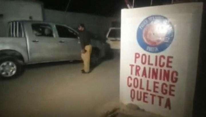 Нападение на полицейский колледж в Пакистане: 59 погибших