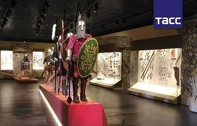 На месте Куликовской битвы, которой не было, открылся новый музейный комплекс