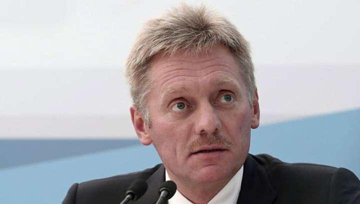 Дмитрий Песков прокомментировал заявление вырожденца Райкина о цензуре
